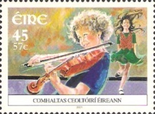 [The 50th Anniversary of the Association for the Preservation of Irish Music