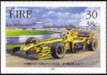 [Irish Motorsport - Self-Adhesive Stamps, type ANA]