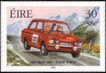 [Irish Motorsport - Self-Adhesive Stamps, type ANB]