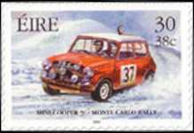 [Irish Motorsport - Self-Adhesive Stamps, type ANC]