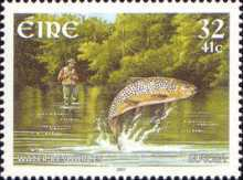 [EUROPA Stamps - Water, Treasure of Nature, type ANK]