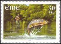[EUROPA Stamps - Water, Treasure of Nature, type ANK1]