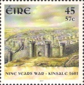 [The 400th Anniversary of the Battle of Kinsale 1601 - Nine Years War, type ANX]