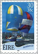 [Sailing Boats - Self-Adhesive Stamps, type AOE]