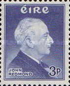 [The 100th Anniversary of the Birth of John Redmond, type AP]