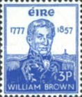 [The 100th Anniversary of the Death of Admiral William Brown, Typ AR]