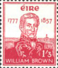[The 100th Anniversary of the Death of Admiral William Brown, type AR1]