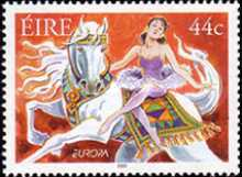 [EUROPA Stamps - The Circus, Typ ARC]