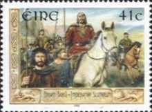 [The 1000th Anniversary of the Crowning of Brian Boru as the First King of Ireland, Typ ARR]