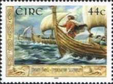 [The 1000th Anniversary of the Crowning of Brian Boru as the First King of Ireland, Typ ARS]