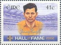 [Hall of Fame - Irish Football Players, Typ ASE]
