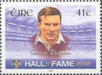 [Hall of Fame - Irish Football Players, Typ ASG]