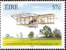 [The 100th Anniversary of the First Flight of Wright Brothers, type AUK]