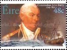 [Irish Navy Officers, type AVA]