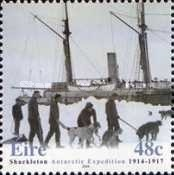 [The 90th Anniversary of the Antartic Expedition of Ernest Schackleton, type AWI]