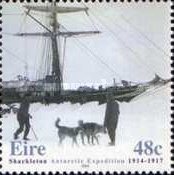 [The 90th Anniversary of the Antartic Expedition of Ernest Schackleton, type AWJ]