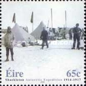 [The 90th Anniversary of the Antartic Expedition of Ernest Schackleton, type AWL]