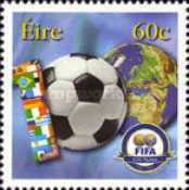 [The 100th Anniversary of Federation Internationale de Football Association - FIFA, type AWO]
