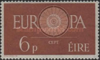 [EUROPA Stamps, Typ AX]