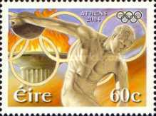 [Olympic Games - Athens, Greece, type AXH]