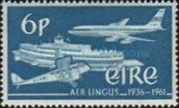[The 25th Anniversary of Aer Lingus, type AY]
