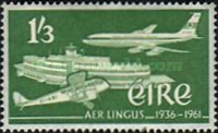 [The 25th Anniversary of Aer Lingus, type AY1]