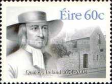 [The 300th Anniversary of the Quakers in Ireland, type AYD]