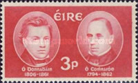 [The 100th Anniversary of John O'Donnovan and Eugene O'Curry, Typ BA]