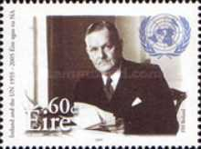 [The 50th Anniversary of Ireland`s Membership in the United Nations, type BAH]