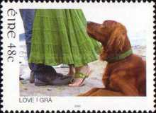 [Greeting Stamps - Dogs - Chinese New Year - Year of the Dog, type BAP]