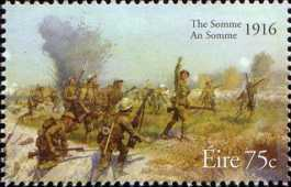 [The 90th Anniversary of the Battle of the Somme, type BBU]