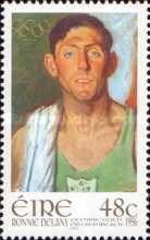 [The 50th Anniversary of Ronnie Delany Winning the Gold Medal in 1500 metres Race - Olympic Games - Melbourne, Australia, type BCE]