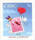 [Greeting Stamps - Self-Adhesive, type BCZ]