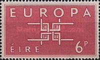 [EUROPA Stamps, Typ BD]