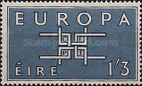 [EUROPA Stamps, Typ BD1]