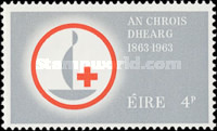 [The 100th Anniversary of The Red Cross, type BE]