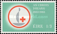 [The 100th Anniversary of The Red Cross, type BE1]