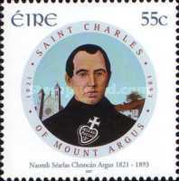 [Canonization of St. Charles of Mount Argus, type BEC]