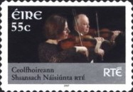 [Musicians of National Television and Radio - RTE - Self-Adhesive Stamps, type BEE1]