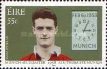 [The 50th Anniversary of the Munich Air Disaster 1958, type BFN]