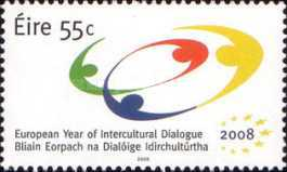 [European Year of the Intercultural Dialogue, type BFU]