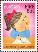 [EUROPA Stamps - Writing Letters, type BGH]