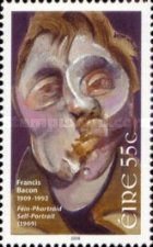 [The 100th Anniversary of the Birth of Francis Bacon, 1909-1992, type BIF]