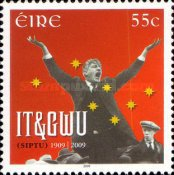 [The 100th Anniversary of the Irish Transport and General Worker's Union - ITGUW, type BIH]