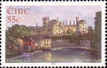 [The 400th Anniversary of the City of Kilkenny, type BIO]
