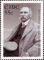 [The 150th Anniversary of the Birth of Douglas hyde, 1860-1949, type BJJ]