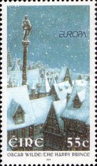[EUROPA Stamps - Children's Books, type BJU]
