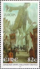 [EUROPA Stamps - Children's Books, type BJV]