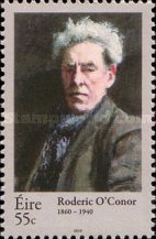 [The 150th Anniversary of the Birth of Roderic O'Conor, 1860-1940, type BJY]