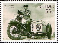 [The 100th Anniversary of AA Ireland Ldt, type BKR]